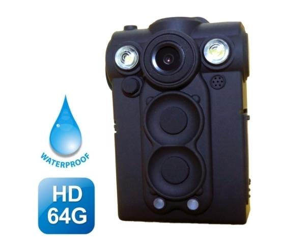 【超人百貨T】隨身寶 超廣角 防水 防摔 密錄器 行車記錄器 基本LED版 64G (UPC-700L)