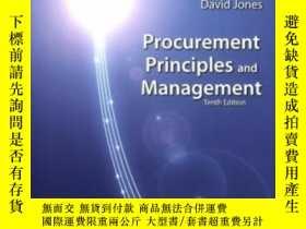 二手書博民逛書店Procurement罕見Principles & Management (10th Edition)-采購原則與