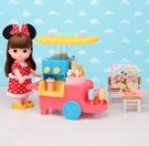 芮咪&紗奈 Disney 迪士尼系列-點心車 TOYeGO 玩具e哥