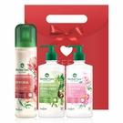 Herbal Care 波蘭植萃 - 新手媽媽3入組(乾洗髮+私密清潔) 紅色紙袋裝
