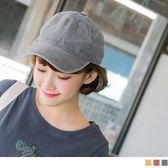 《ZC1191》基本款純色率性經典棒球帽 OrangeBear