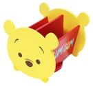 【震撼精品百貨】Winnie the Pooh 小熊維尼~台灣授權TSUM TSUM 維尼造型旋轉收納盒*38442