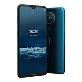 NOKIA 5.3 6G/64G 6.55吋大螢幕四主鏡智慧型手機(暗夜藍)-拆封品-聯強保固CCAF204G0150T0