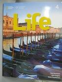 【書寶二手書T9/語言學習_E8J】Life (4) SB with CD-ROM/1片_Paul Dummett, J