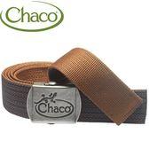 【速捷戶外】美國 Chaco CH-CB007 雙面圖騰腰帶(咖啡繡花), 休閒腰帶