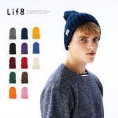 Casual 針織 復古毛帽-13色【05308】