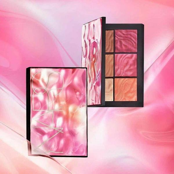 NARS  【限量販售】水光漣漪6色頰彩盤 3g*6色