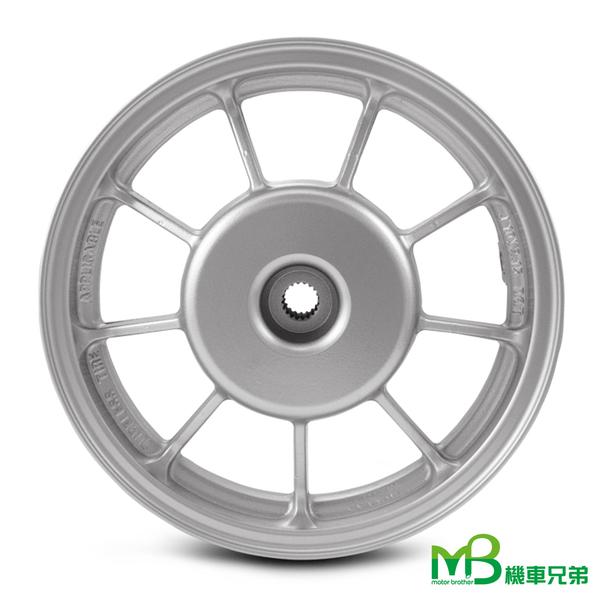 機車兄弟【RPM 10吋 9爪 輪框 後輪(鼓煞)】(JR、MANY、VJR、RX110)