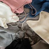 夏季針織吊帶背心女內搭短款打底衫 東京衣櫃