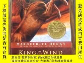 二手書博民逛書店King罕見of the WindY225930 Marguer