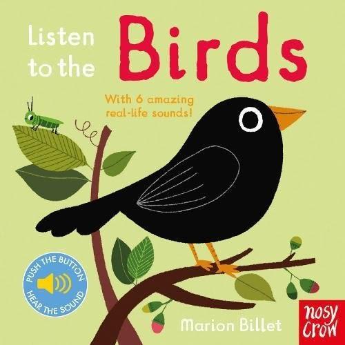 Listen to the Birds (硬頁音效書)(AFNC0141)