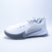 NIKE MAMBA FURY EP 籃球鞋 KOBE CK2088100 男款 白灰 大尺碼【iSport愛運動】