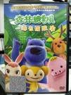 挖寶二手片-P09-407-正版DVD-動畫【森林總動員:一起去探險 上 雙碟】-國語發音 DVD1+2(直購價)