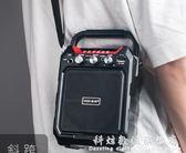 愛歌 S15戶外無線藍芽音箱大音量廣場舞音響插卡u盤超重低音炮迷你 科炫數位