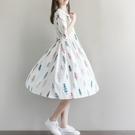 漂亮小媽咪 童趣洋裝 【D7981】 娃...