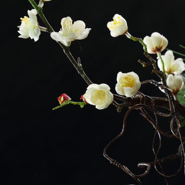 模擬花套裝花藝 客廳玄關假花幹花裝飾品商業插花- 12950063