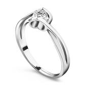 鍍銀手飾品形戒指女 韓版心心相印開口對戒飾品指環《小師妹》ps492