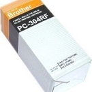 Brother PC-304RF傳真機轉寫帶(1盒4支) 適用FAX-FAX860/880/750/770/775/890/970 (304RF/304/PC-304)