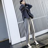運動褲女冬季外穿2019新款加絨哈倫褲學生韓版寬鬆長褲小腳休閒褲