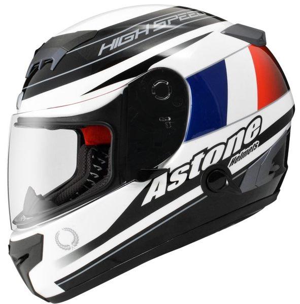 ASTONE GTR 白 N45 來自法國 全罩式