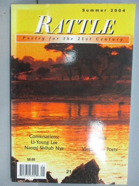 【書寶二手書T3/原文書_QEM】Rattle_Summer 2004