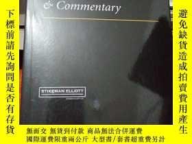 二手書博民逛書店2010罕見competition act commentary 競爭法的評論Y232964 出版201