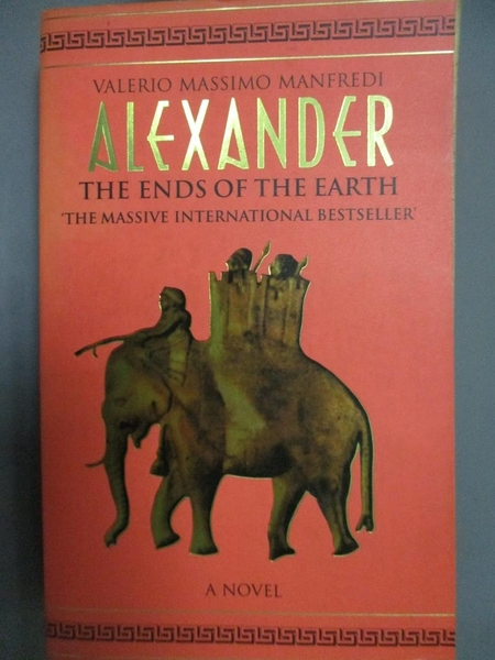 【書寶二手書T8/原文小說_LIX】The Ends of the Earth_Valerio Massimo Manf