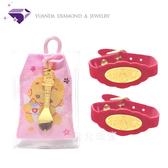 【元大珠寶】黃金9999科技博士彌月音樂盒0.10錢(手環墜飾純金套組)