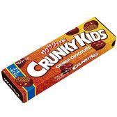 LOTTE Crunky kids脆米果巧克力隨手條 33g【愛買】