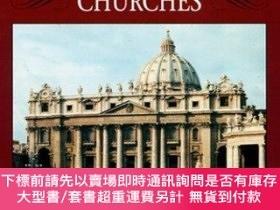 二手書博民逛書店The罕見Pilgrim s Guide to Rome s Principal Churches-羅馬主要教堂的
