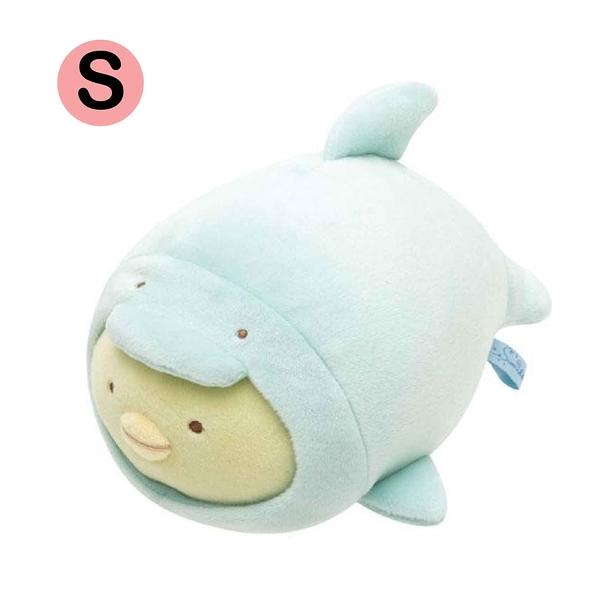 【角落生物綠企鵝海豚娃娃】角落生物 娃娃 綠企鵝海豚 mochhi-mochhi 日本正版 該該貝比日本精品 ☆
