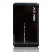 【伽利略】2.5吋SATA硬碟外接盒-黑