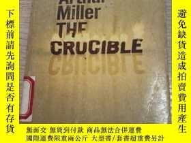 二手書博民逛書店The罕見crucible Arthur MillerY321203