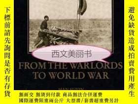 二手書博民逛書店【罕見】1989年 精裝 中國 CHINA 1890-1938