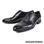 【KENFORD】質感牛津紳士鞋 黑色(KN08-BL)