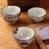 雙十二狂歡購 10個裝景德鎮日式創意陶瓷碗餐具套裝家用吃飯碗組合小湯碗米飯碗