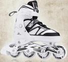 直排輪 輪滑鞋成年中大童男女初學者旱冰滑冰直排輪溜冰鞋兒童全套裝【快速出貨八折鉅惠】