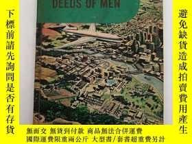 二手書博民逛書店Deeds罕見Of MenY19139 Guy L.Bond L