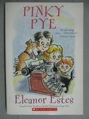 【書寶二手書T7/原文小說_GJF】Pinky Pye_Eleanor Estes