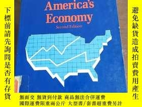 二手書博民逛書店Tracking罕見America s Economy (Ref