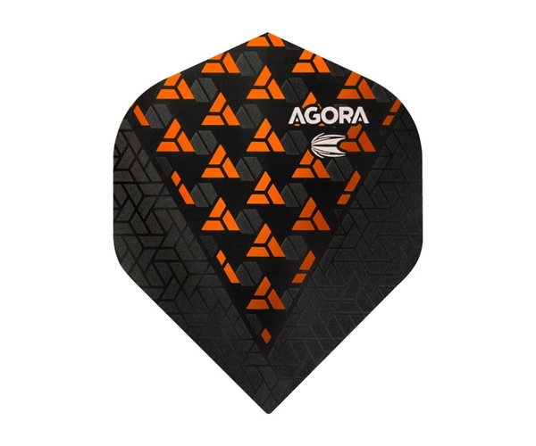 【TARGET】VISION ULTRA GHOST STANDARD AGORA Orange 332650 鏢翼 DARTS