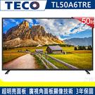 《活動特價》TECO東元 50吋TL50...