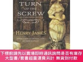 二手書博民逛書店The罕見Turn of the Screw and Other Short NovelsY454646 He