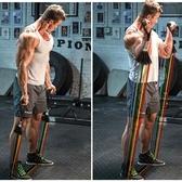 彈力繩健身繩子拉力帶拉力器擴胸器男彈力帶健身器材家用阻拉力繩 露露日記