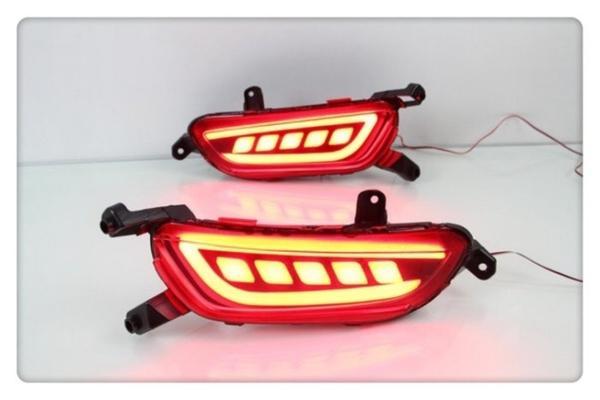 【車王小舖】馬自達 MAZDA CX3 CX-3 後保桿燈 後霧燈 警示燈 韓版 防止追撞