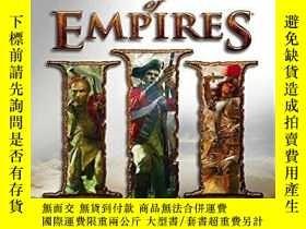 二手書博民逛書店電腦遊戲罕見Age of Empires III: Sybex