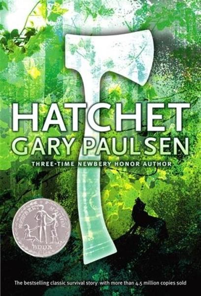 (二手書)Hatchet (A Newbery Honor Book)