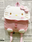 【震撼精品百貨】Hello Kitty 凱蒂貓~日本SANRIO三麗鷗KITTY造型後背包-粉花*36083