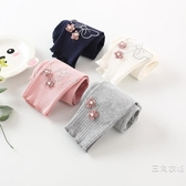 女寶寶打底褲0韓版新品女童秋裝褲子1-2歲3夏季裝4薄款兒童百搭長褲