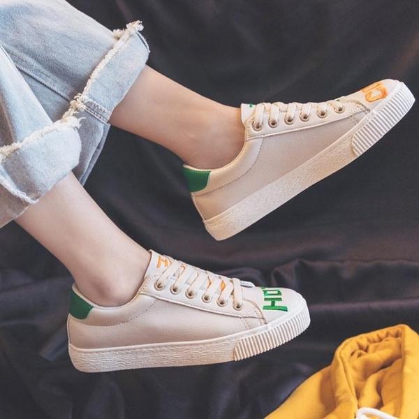 2019春夏季新款1992鞋港味復古百搭小白鞋女zipper韓版學生ins板鞋